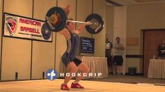 2014 Hassle Free - Saturday Female A 53kg-63kg bodyweight Snatch Session