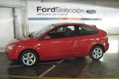 Autoparticulares | Ford Focus 3P G TREND 1.6I 100CV