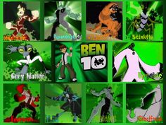 ben 10 | Ben 10 Wallpapers1024