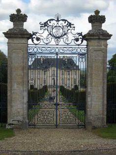 Chateau de Vendeuvre France