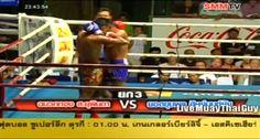 Video: Chamuaktong Sor Yupinda vs Yodkhunpon Mor Ratanabandit (Sitmonchai) 4th November 2013