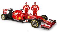 Ferrari. Fórmula 1, 2014.