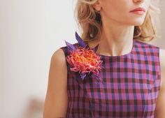 DIY Beautiful Flowers, Silk Flower, Silk Chrysanthemum, Handmad Accessories , Handmade Flower, шелковые цветы своими руками
