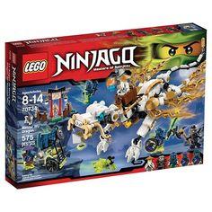 LEGO® Ninjago Master Wu Dragon 70734 : Target