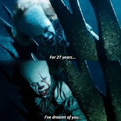 image Halloween Movies, Scary Movies, Horror Movies, Funny Clown Memes, Funny Relatable Memes, Arte Horror, Horror Art, It Movie 2017 Cast, Bill Skarsgard Pennywise