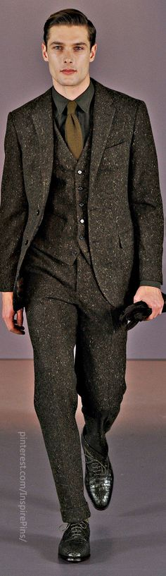 Fall 2014 Menswear Gieves & Hawkes
