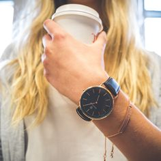 Sippin' coffee with the Marc Watch Daniel Wellington, Watches, Coffee, Leather, Accessories, Collection, Fashion, Wrist Watches, Kaffee