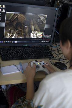 【バンタンゲームアカデミー】世界中のゲームメーカーが使う「アンリアルエンジン」を高等部の学生が体験!