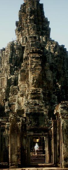 アンコールトム Angkor Thom