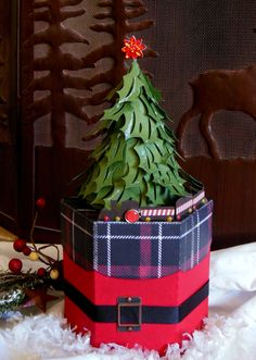 Sharas Paper Creations: Christmas Times a Coming...
