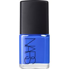 NARS Nail Polish - Night Out (€18) ❤ liked on Polyvore featuring beauty products, nail care, nail polish, nails, beauty, makeup, accessories, filler, colorless and blue nail polish