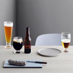 Holmegaard Beer Glasses