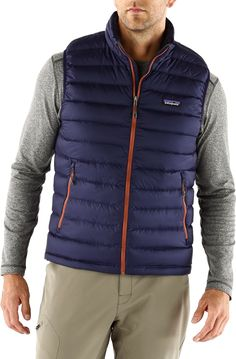 Stay warm without packing on pounds and pounds of layers. This vest is super lightweight and warm at the same time. #endorsed