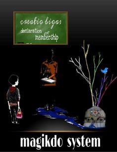 declaration of membership for  creatio bigas by Magikdo Basketmz via slideshare