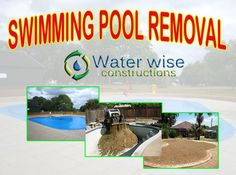 1000 Images About Filling In Pools On Pinterest Water Wise Water Tank And Pools