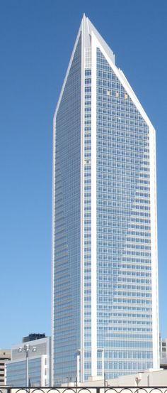 Duke Energy Center, the 2nd tallest building in Charlotte Nort Carolina