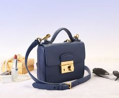 how to tell real prada wallet - Cheap Prada bags UK,New Prada mini Saffiano leather bag navy blue ...