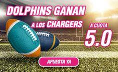 el forero jrvm y todos los bonos de deportes: wanabet NFL megacuota 5 Dolphins gana Chargers 20 ...