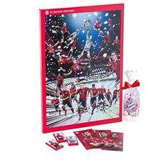 FC Bayern Adventskalender XXL incl. Autogrammkarten + Schokofußbälle im Set Football Fans, Invitations, Cards, Gifts, Ideas, Fc Bayern Munich, Kids, Presents, Save The Date Invitations