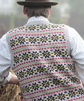 Ravelry: Wartime Farm Sleeveless Pullover pattern by Susan Crawford