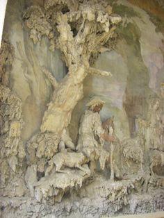 Boboli Gardens Grotto, Florence, Italy