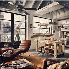 Cool Loft Apartment Loft Apartments Are Cool On Pinterest Warehouse