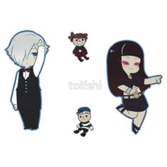 Death Parade 1 by toifshi