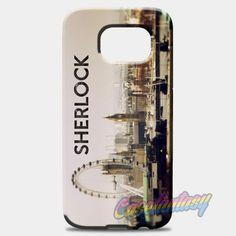 221B Baker Street Samsung Galaxy S8 Plus Case   casefantasy