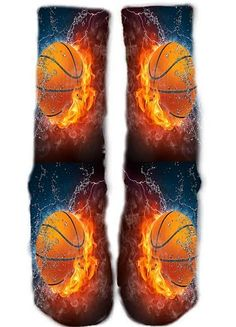 Please email us if you need a custom pair of socks! We can print anything on socks. Chino Hills Basketball, Basketball Shorts Girls, Basketball Games For Kids, Basketball Equipment, Basketball Tricks, Basketball Rules, Basketball Practice, Jordan Basketball Shoes, Basketball Workouts