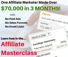 Yes,How to learn affiliate marketing for beginners and begin your new business this year. Invest in courses that really work for you.