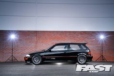 Tuned Honda Civic EF | Fast Car Magazine