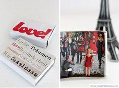 Mini-Diorama für Verliebte