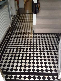 Victorian Floor Oxford After Cleaning