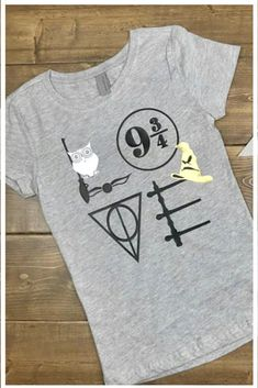 Harry Potter Shirts For Women, Harry Potter Shirts For Girls, Harry Potter Shirts For Kids | Harry Potter Onesie | Matching Harry Potter #ad
