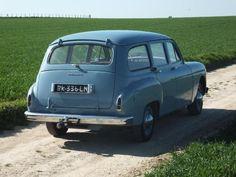 Renault Frégate Domaine 1958