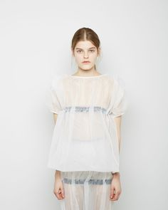 J.W. Anderson / Gathered Balloon Top