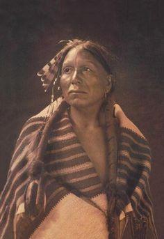 Grey Hawk - Taos Man 12x18 Giclee on canvas