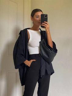 These Are Autumn's Top Cult Buys, According to Influencers | Who What Wear UK Classy Outfits, Casual Outfits, Cute Outfits, Look Fashion, Fashion Outfits, Fashion Trends, Fashion Ideas, Mode Dope, Looks Style
