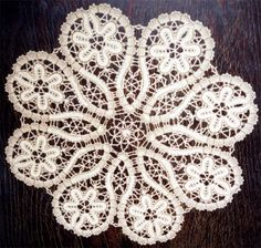 Елецкие кружева-lace from Elets . Russia