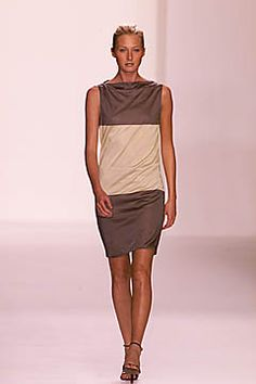 Calvin Klein Collection Spring 2001