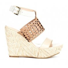 Bristol Wedge Sandal by Sole Society #SharetoWin @Soledad Calvino Society @Luvocracy