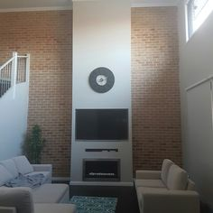 Hampton feature wall