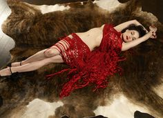 ' It's Dita Von Teese - OC Weekly. Love the way she thinks. My Fair Lady, Dita Von Teese, Burlesque, Role Models, Lady In Red, Photo Galleries, Pin Up, Beautiful Women, Feminine