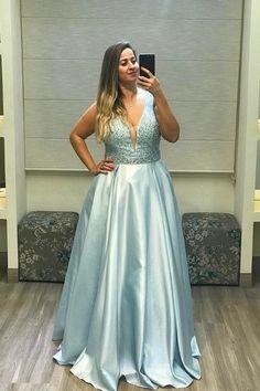 Vestidos Plus Size Bridesmaid Dresses Plus Size, Plus Size Party Dresses, Satin Dresses, Prom Dresses, Beautiful Red Dresses, Golden Dress, Plus Size Wedding, Formal Evening Dresses, Traje A Rigor