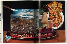 When we think of Salvador Dali, we usually think of melting clocks and surrealist paintings. But the famously flamboyant artist was also something of a culinary connoisseur, and in 1973 he even released his own cookbook called Les Diners de Gala. It was only printed once, and only around 400 copies are thought to remain, but thanks to Taschen, you too can now own a copy for the first time in over 40 years.