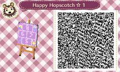 Hopscotch Pattern 1/2