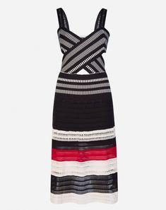 Inspiration for crochet 50s Dresses, Vintage Dresses, Nice Dresses, Summer Dresses, Knit Skirt, Knit Dress, Crochet Wedding Dresses, Crochet Blouse, Hand Crochet