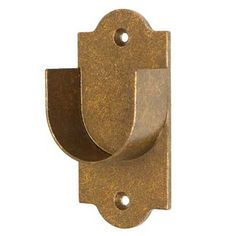 Ajax Inside Mount Curtain Rod Bracket For 1 Quot Drapery Rods