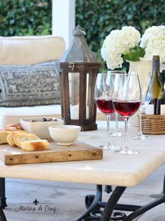 Outdoor Entertaining Essentials: Seven Must Have Items!