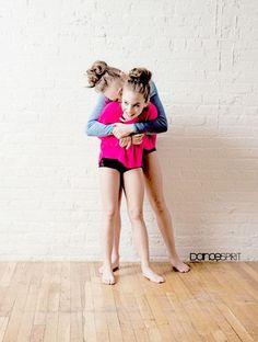 ~Maddie and Mackenzie Ziegler (Dance Spirit Magazine)